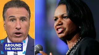 Isola: Condoleeza Rice would be great for the Browns