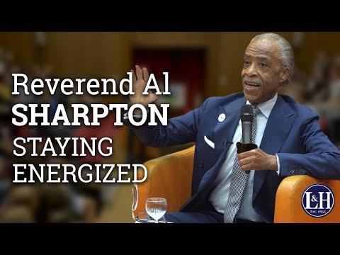 Reverend Al Sharpton: Slacktivism (2017) | UCD Literary & Historical Society