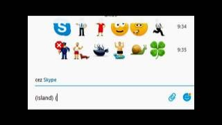 SKYPE SECRET SMILEYS (EMOTICONS) 2016