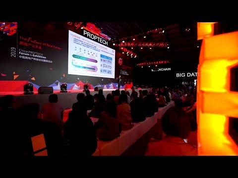 China PROPTECH Forum & Exhibition 2019 Powered By JLL (Shanghai)