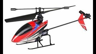 Радиоуправляемый вертолет/RC Helicopter