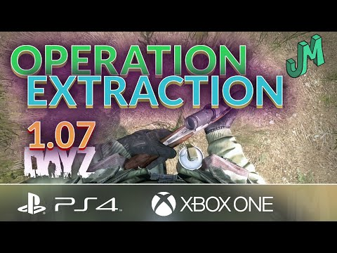 DayZ PvP 🎒 Operation Extraction 🎮 PS4 XBOX Official Servers
