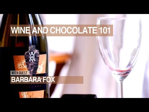 Chocolate Masters Hangout #7:  Wine and Chocolate Pairing 10