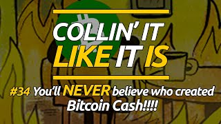 لن تصدق الذي خلق بيتكوين النقدية!!! - كولين الحقيقة #34