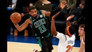Boston Celtics vs New York Knicks Game Highlights - 02-02-2019 c867c6fa9