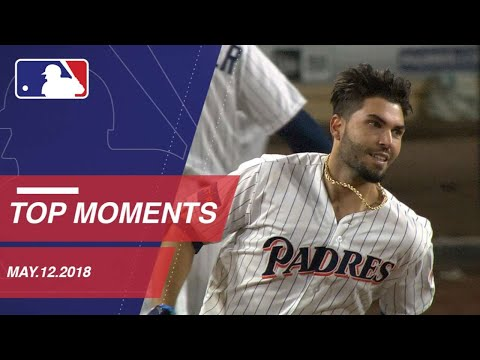 Top 10 Moments around MLB: 5/12/18