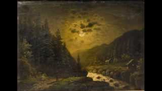 Johann Wolfgang von Goethe ~ Wandrers Nachtlied