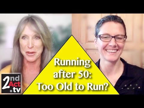 Running After 50: Too Old To Run?
