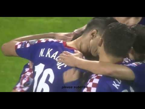 croatia vs bulgaria  2.0 ivan  rakitic goal  Euro Qualification 2016 HD 10/10/2015