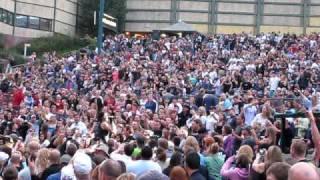 Hinder - Up All Night - LIVE - Denver, CO - 08/25/09