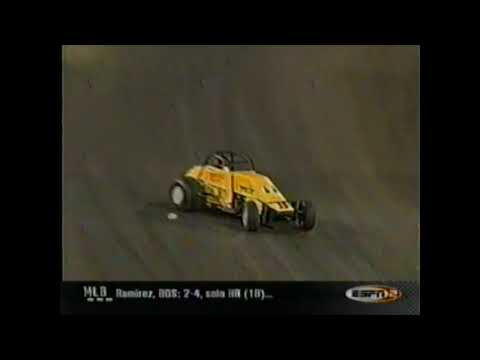 2001 USAC Silver Crown At Knoxville Raceway