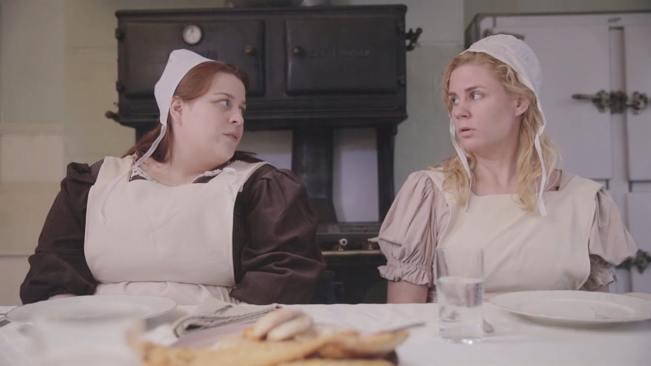 Amish Women Confess Their Endless Sins - Youtube-7190