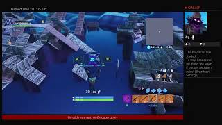 Trash talker gets exposed in fortnite