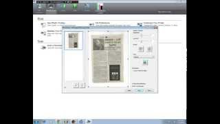 How To Scan A Document Easily  In HP Desk-Jet 1510 All-In-One Printer