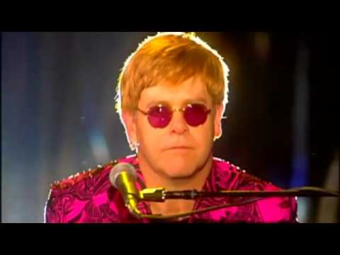 Elton John - Candle In The Wind (Live From New York)