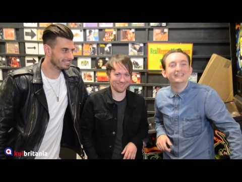 The Enemy Interview Glasgow (Subs Español)