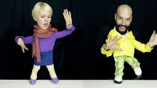 Repeat youtube video Uptown Funk - Mark Ronson / Bruno Mars - Cover by Pomplamoose