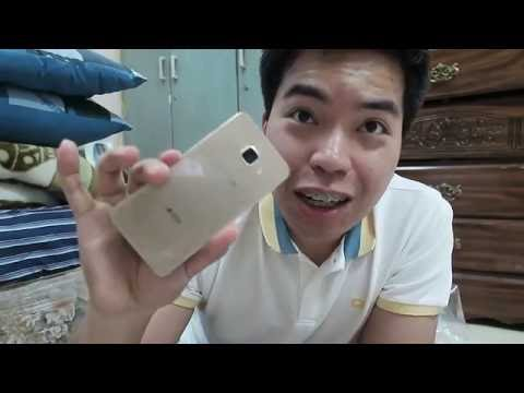 Samsung galaxy A3 and A5 2016 Unboxing [Gold and Pink]