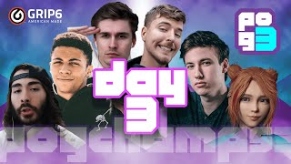 Mr.Beast/Moistcr1tikal + More in Wild Day of Pogchamps 3!
