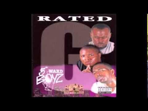 rated g - 5th ward boyz - reg speed