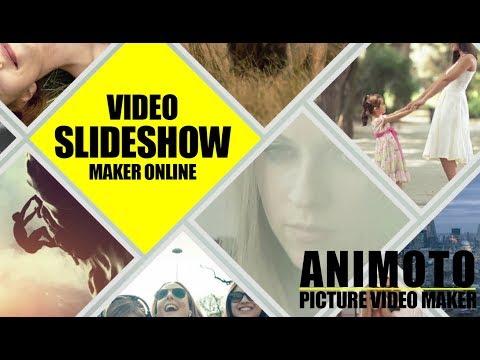 Animoto - Video Slideshow Maker Online
