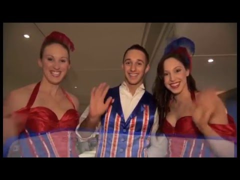 Sydney Showboat Harbour Dining Cruise & Cabaret Show