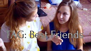 TAG: Best Friends// мы сделали тату? о.о