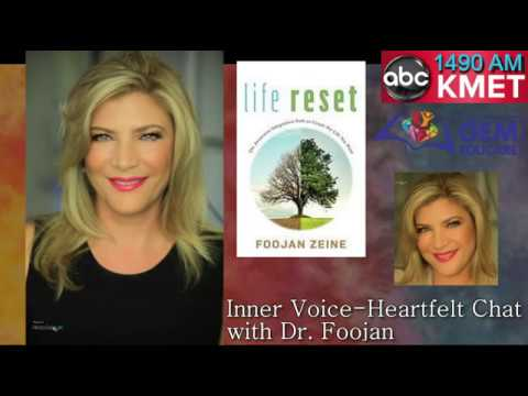 Inner Voice - a Heartfelt Chat with Dr. Foojan - Interview with Sara Kazimi & James Sadigh