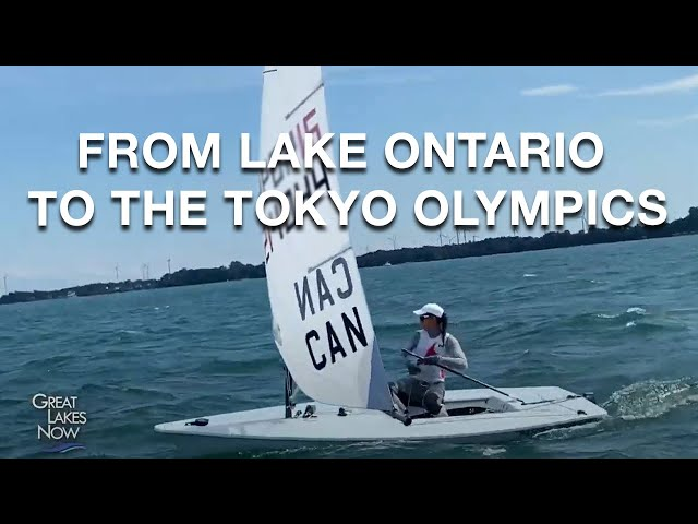 From Lake Ontario to the Tokyo Olympics - Great Lakes Now - Episode 1025 - Web Extra