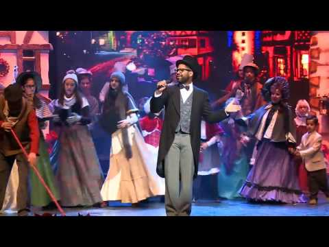 "IV DAMON ROBINSON & FRIENDS CHRISTMAS CONCERT 2015 ""SUEÑOS NAVIDEÑOS"""