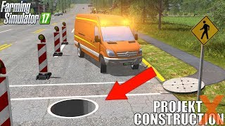 KANAL SYSTEM KONTROLLIEREN - CONSTRUCTION X #19