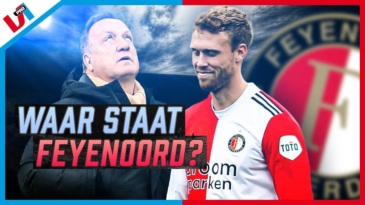 Feyenoord Zoekende: 'Zo Ben Je Koploper & Even Later Kan Je Er Geen Reet Meer Van'