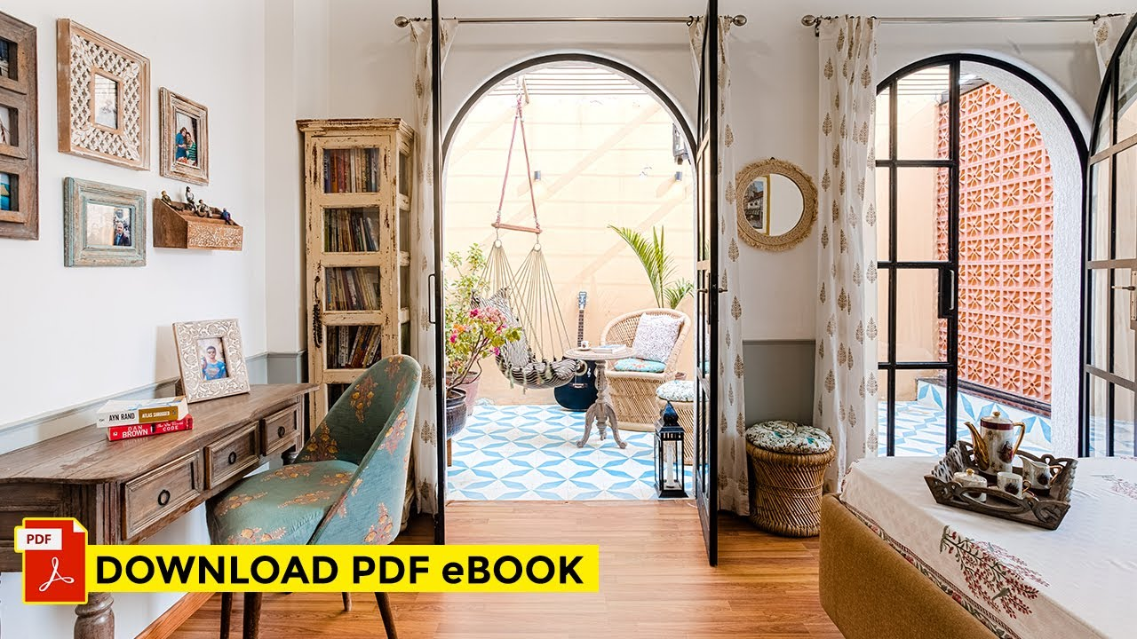 1250 Sq Ft Compact Home In Jaipur Courtyard House By Neha Rajora Designs Youtube