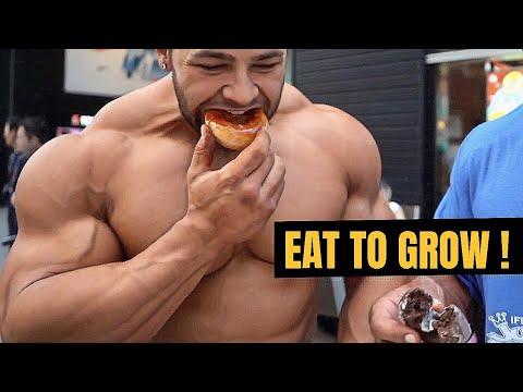 Bodybuilding Bulking Myth Eat Big to obtain Big