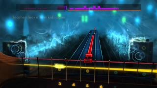 Let's Play Rocksmith 2014 (CDLC) - Pink Floyd - Another Brick In The Wall II (Bass)