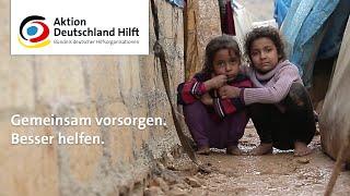 Katastrophenvorsorge: Aktion Deutschland Hilft TV-Spot (30 sek.)