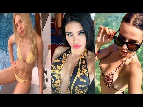 Bikinili Türk Ünlüler 2020 - Turkish Celebrity Bikini Body 2020