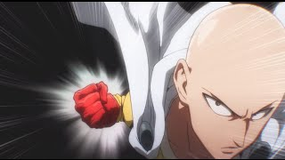 One-Punch Man Opening