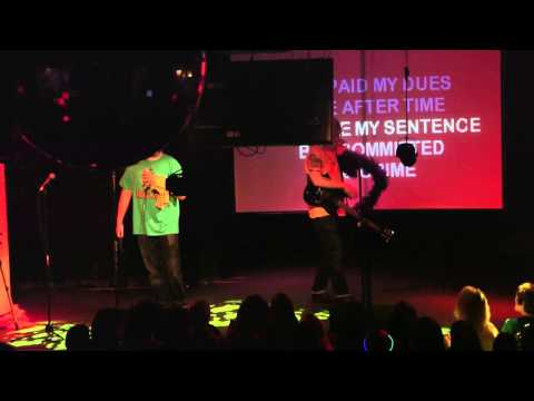 We Will Rock You - Gotham City Karaoke League City Wide Finals 2014