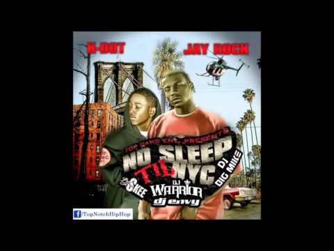 Kendrick Lamar & Jay Rock - It Aint Hard 2 Tell [No Sleep Til NYC]