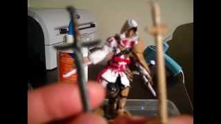 Mini Paper Assassin's Creed Ii Ezio Auditore Da Firenze Model
