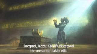 Jacquelin Mortal Kombat X Ending (Türkçe alt yazılı)