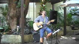 Sway - Michael Buble/Dean Martin  - Acoustic cover By Trent Stievano