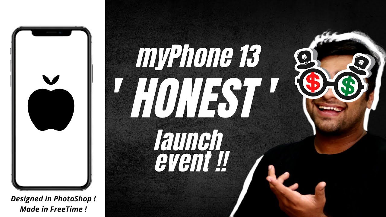 If iPhone 13 launch was Honest ! Funny Parody
