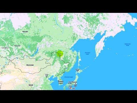 Местечко на карте России