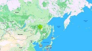 видео Сочи на карте России