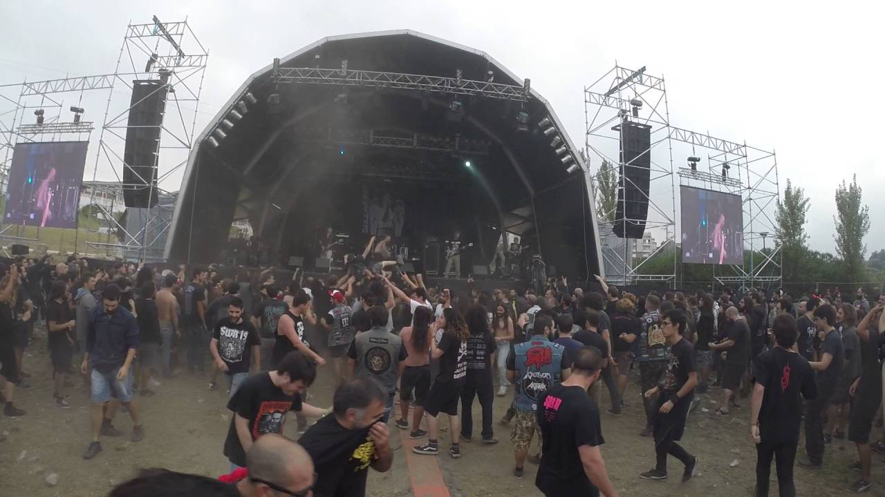 Discharge Looking At Pictures Of Genocide Vagos Metal Fest - Vagos portugal map