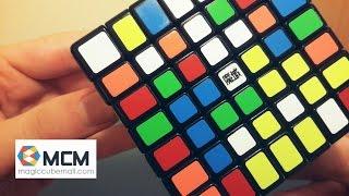 unboxing del mejor 7x7 del mercado moyu aofu gt   magiccubemall com
