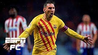Atletico Madrid vs. Barcelona analysis: Is Lionel Messi keeping Ernesto Valverde in a job? | La Liga