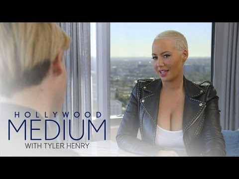 Amber Rose Doesn't Want to Date a Rapper!   Hollywood Medium with Tyler Henry   E!